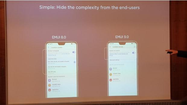 EMUI 9 soll die Komplexität der Nutzeroberfläche reduzieren. (Foto: t3n.de)