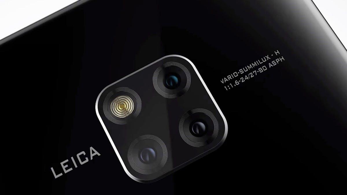 Huawei Mate 20 (Pro): So sieht es aus, das steckt wohl drin