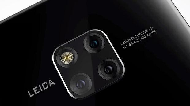 Huawei Mate 20 (Pro): So sieht es aus, das steckt wahrscheinlich drin
