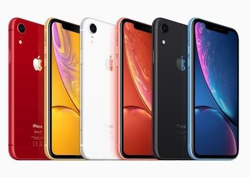 """iPhone Xr: Das kompakte """"Budget""""-Smartphone von Apple kommt mit einem 6,1-Zoll-Display"""
