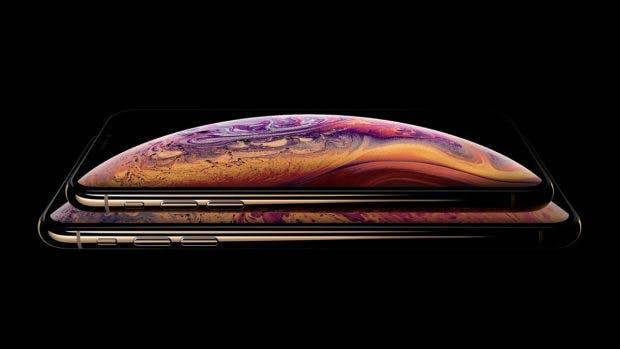 iPhone Xs und Xs Max. (Bild: Apple)