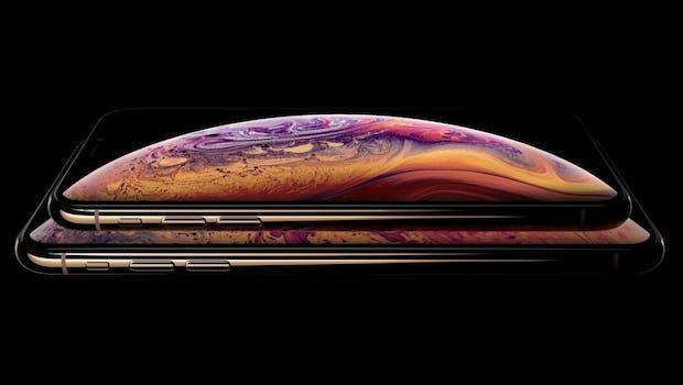 Dieses Bild von den iPhone-Xs-Modellen stammt direkt von Apples Servern. (Bild: Apple, via Guilherme Rambo)
