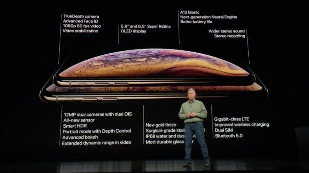 Neue Funktionen des iPhone Xs (Max) im Überblick. (Screenshot: t3n.de)Neue Funktionen des iPhone Xs (Max) im Überblick. (Screenshot: t3n.de)