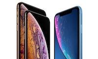 iPhone Xs Max bis Xr im Vergleich – Was ist gleich, wo sind die Unterschiede?