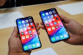 Chen gefallen die neuen iPhones – perfekt sind sie nicht. (Foto: New York Times)