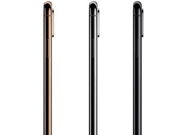 iPhone Xs und iPhone Xs Max kommen in Gold, Silber und Grau. (Bild: Apple)