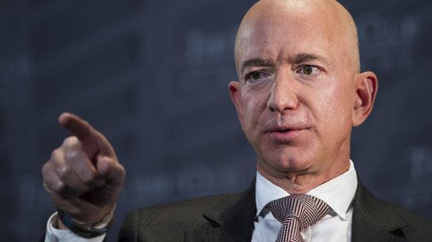 """Jeff Bezos """"motiviert"""