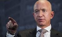 """Amazon-Aktie: Preisrutsch macht Bezos um 7 Milliarden Dollar """"ärmer"""""""
