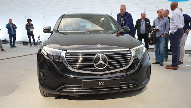 Mercedes EQC. (Foto: t3n.de)