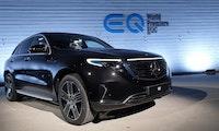 Fehlende Batterien: Daimler widerspricht Meldungen über halbiertes Absatzziel für E-SUV EQC