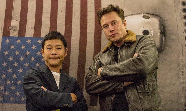 Mondmission: Musk verspricht hochauflösenden VR-Livestream