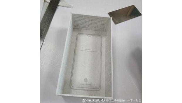 """In der Verpackung des Oneplus 6T steht """"Unlock the Speed"""".  Das Motto des """"6"""" lautete """"The speed you need"""". (Bild: Weibo)"""