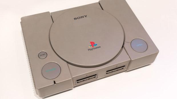 Sony kopiert das Erfolgsmodell von Nintendo – mit der Mini-Playstation