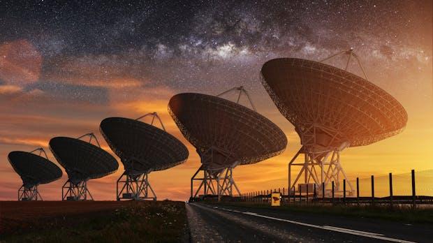 Machine Learning hilft bei der Suche nach außerirdischem Leben