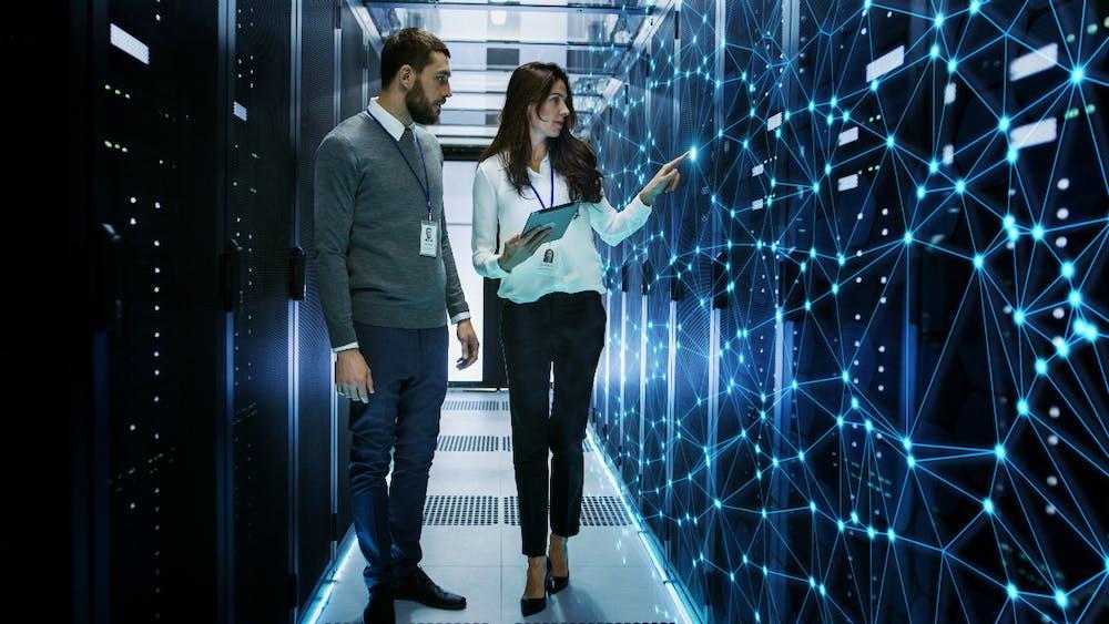 IT-Consultant Server