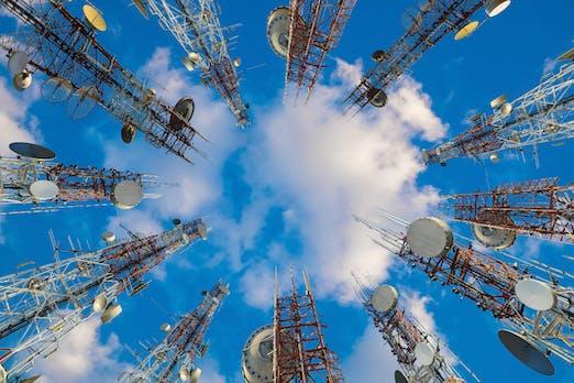 Mobilfunkanbieter kommen beim Netzausbau in Deutschland voran