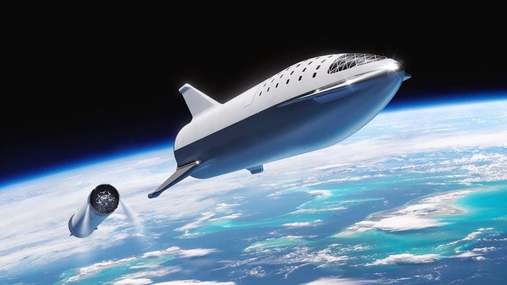 SpaceX: Elon Musk nennt Big Fucking Rocket in Starship um