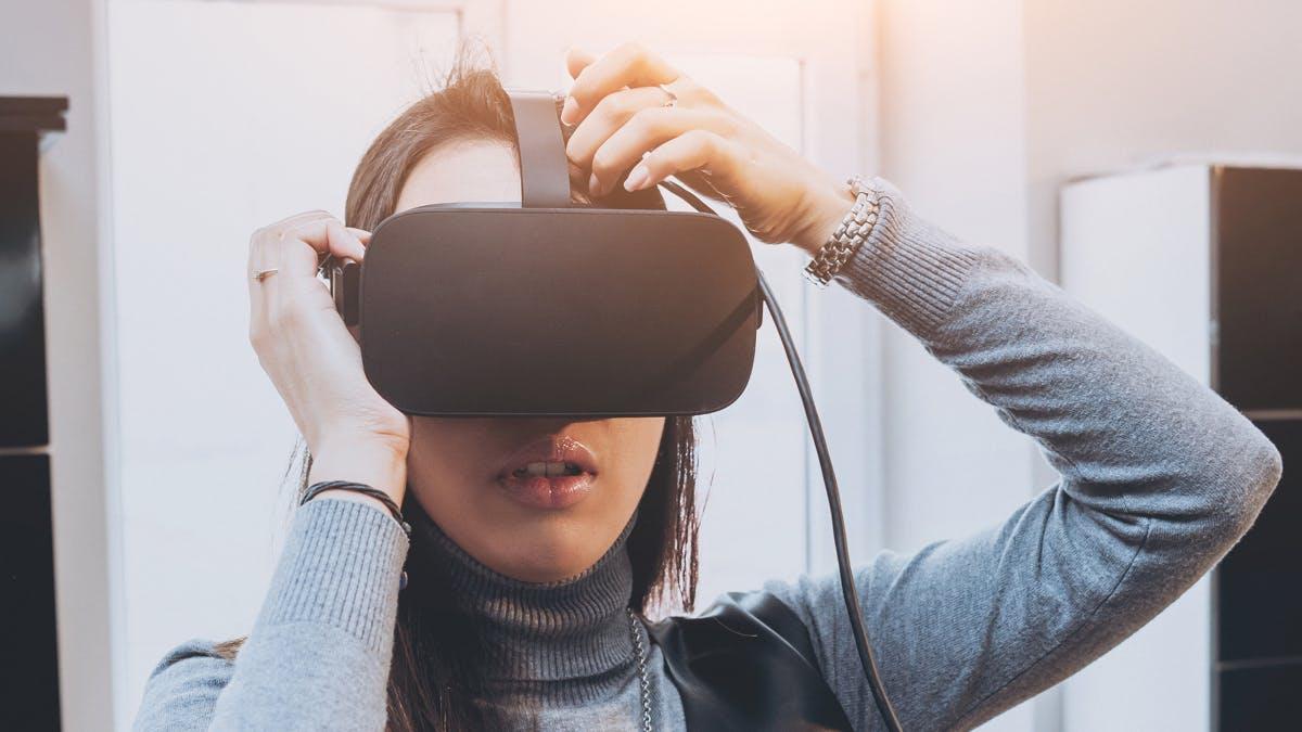 Mit Firefox Reality bringt Mozilla das Web in virtuelle Realität
