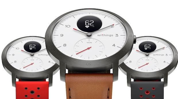 Steel HR Sport – Withings meldet sich mit einer neuen Smartwatch zurück