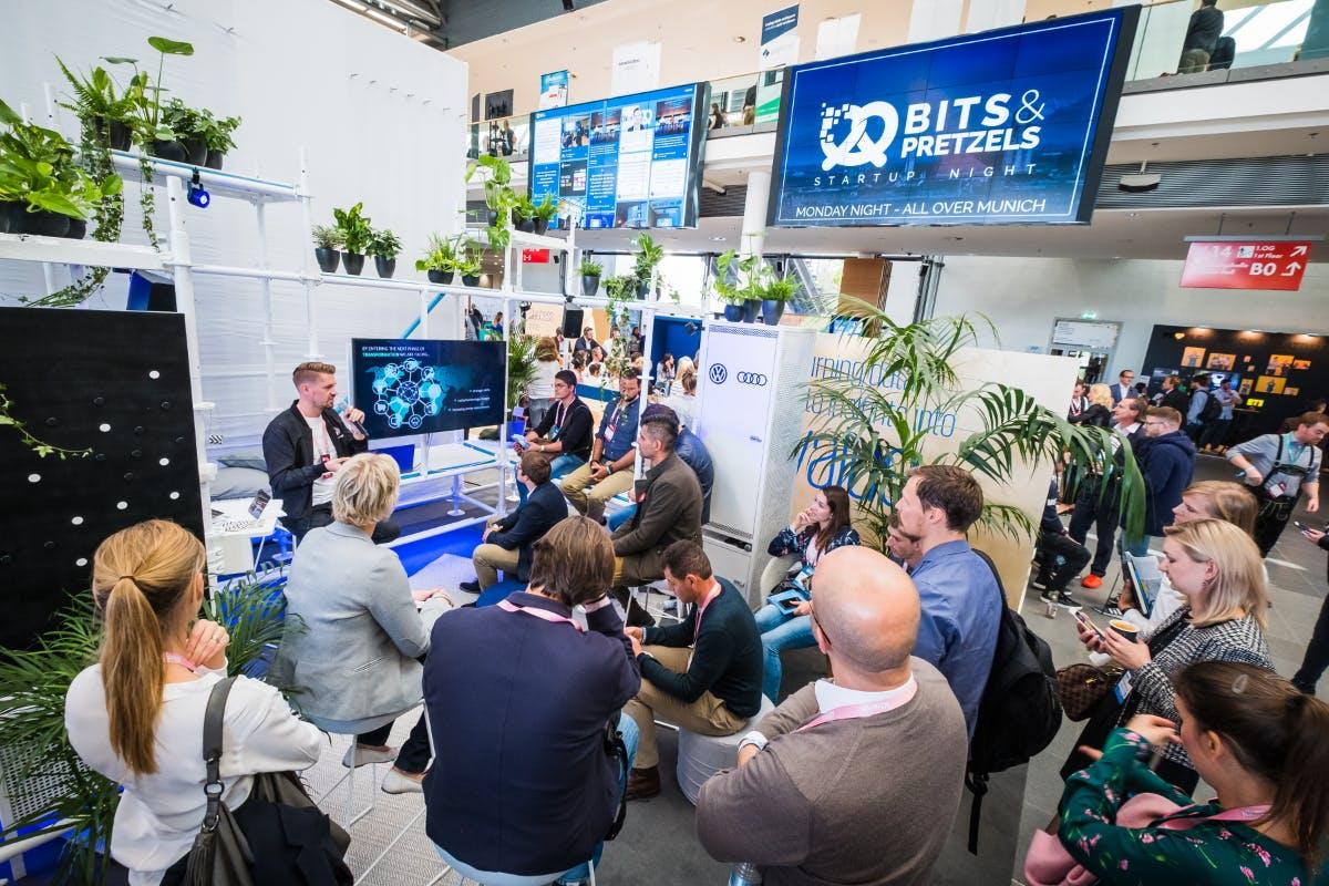 Bits & Pretzels: 5 Learnings von der großen Gründerkonferenz