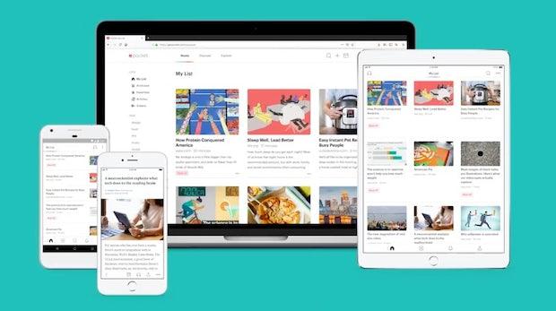 """Pocket-Update: Mozilla verpasst dem Bookmarking-Service eine """"menschlichere"""" Stimme"""