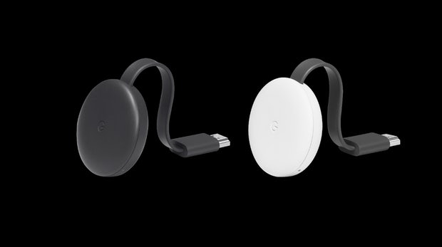 Chromecast: Googles neuer Streaming-Dongle bald auch in Deutschland