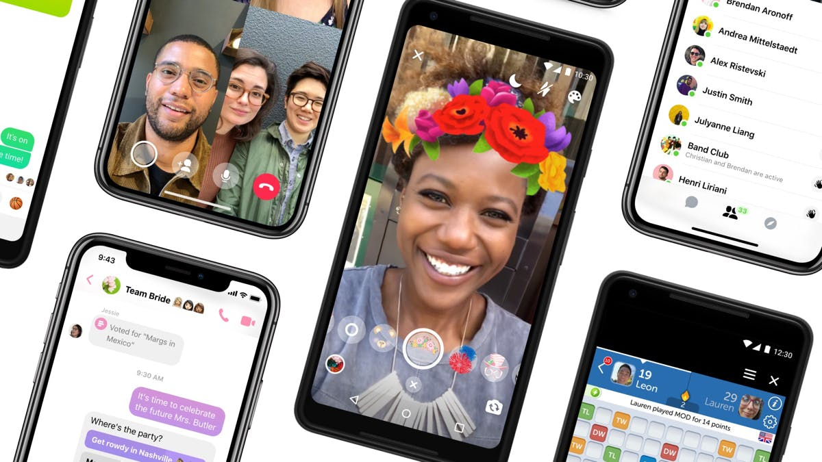 Messenger 4: Facebook bringt neue Features – Dark-Mode kommt später