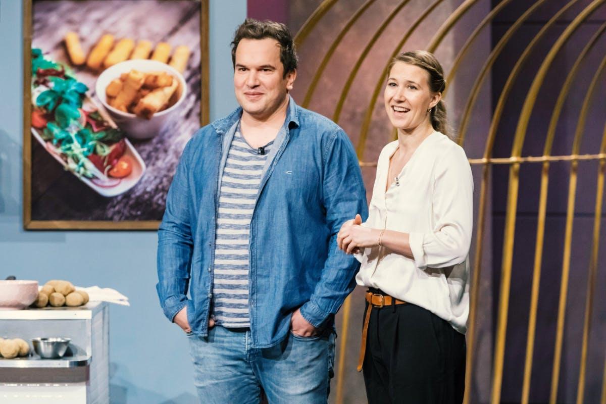 Ina und Sascha Wolter aus Backnang von Frittenlove (Foto: MG RTL D)