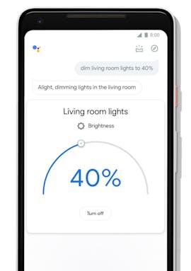 Mit neuen Reglern könnt ihr euer Smartphone per Google Assistant bequemer steuern. (Bild: Google)