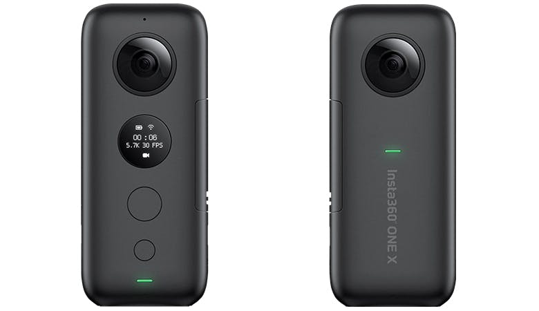 Action-Kamera Insta360 ONE X