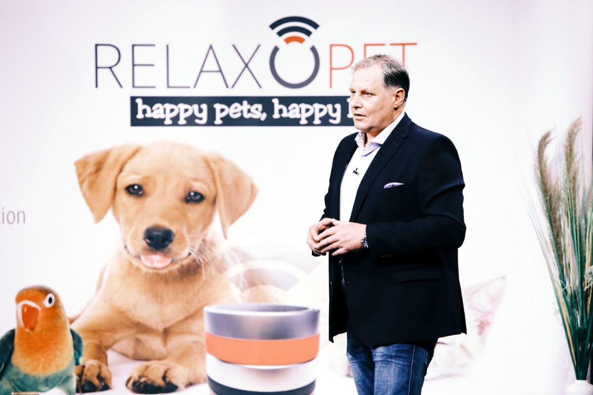 Frank Bendix von Relaxopet (Foto: MG RTL D)
