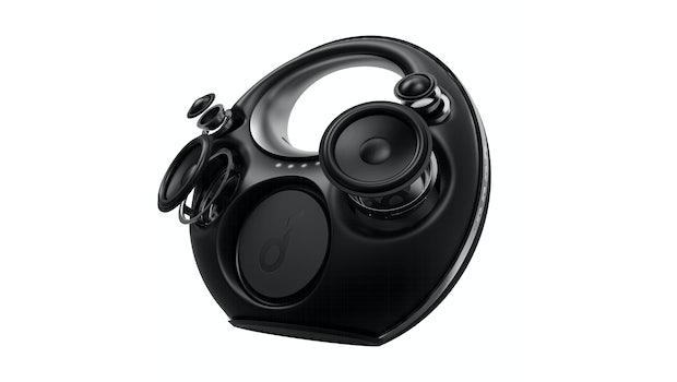 Smarter Lautsprecher mit Tragegriff: Soundcore Model Zero Plus. (Bild: Anker)