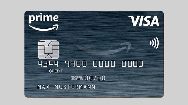 Amazon führt kostenlose Kreditkarte für Prime-Kunden ein