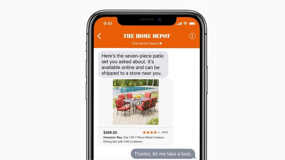 Apple-Business-Chat geht mit ersten Partnern in Deutschland an den Start