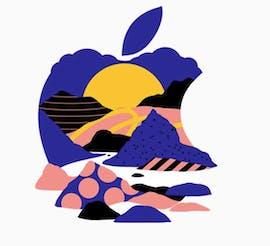 Einladung für das Apple-Event im Oktober 2018. (Bild: Apple)