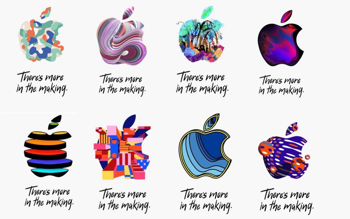 Einladung für das Apple-Event im Oktober 2018. (Bild: Apple/The Verge)