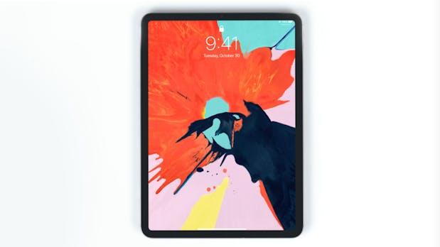 Apple stellt neues iPad Pro mit Face-ID und USB C vor