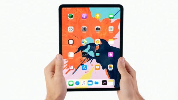 Apple iPad Pro. (2018) (Bild: Apple)