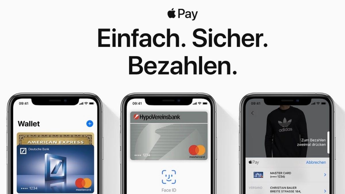 Apple Pay startet in Kürze in Deutschland: Das sind die ersten Banken