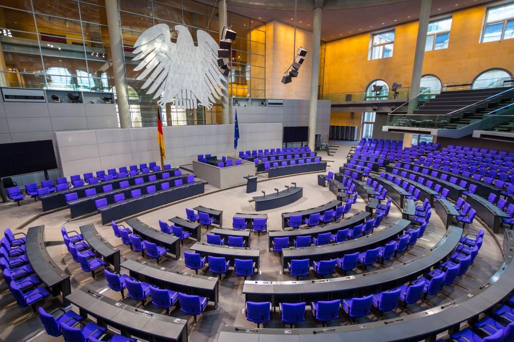 Bundestagsabgeordneten meiden Zwei-Faktor-Authentifizierung
