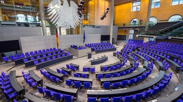 Die Abgeordneten des Bundestags meiden die Zwei-Faktor-Authentifizierung ihrer Accounts