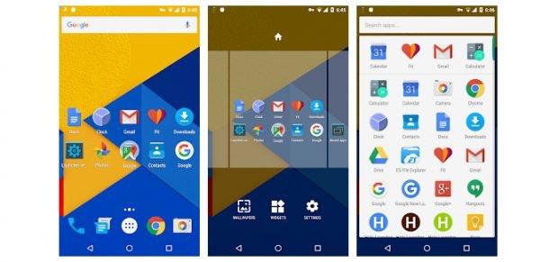 Holo-Launcher: Ein Android-Launcher, der besonders für Besitzer älterer Smartphones eine gute Wahl ist. (Screenshots: Google Play Store)