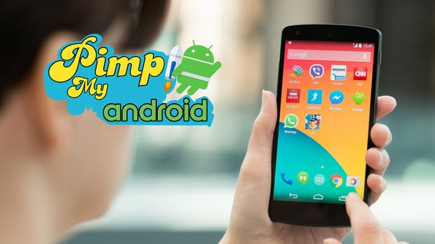 Die 15 Besten Android Launcher