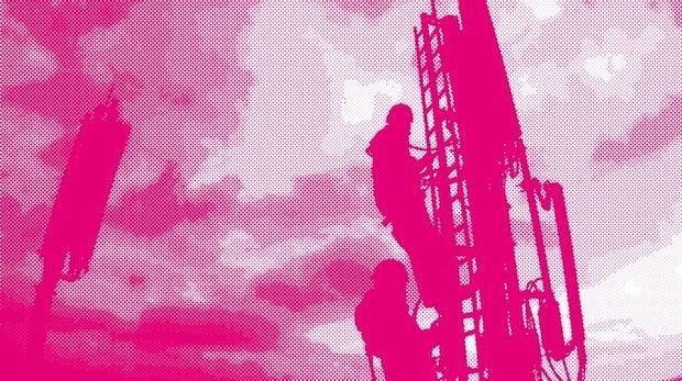 5G: Telekom hat ihr Mobilfunknetz mit Glasfaser versorgt
