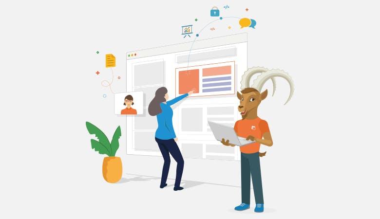 E-Commerce-Content-Plattform)