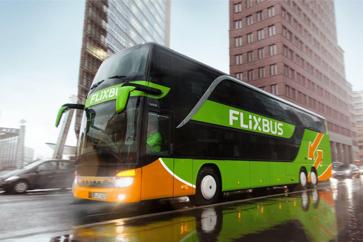 Flixbus will jede Fahrt ab 2030 klimaneutral anbieten