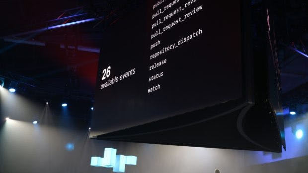 Zum Start der Beta-Phase von Github Actions stehen 26 verschiedene Auslöser zur Verfügung. (Foto: t3n.de)