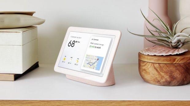 Google Home Hub. (Bild: Google)