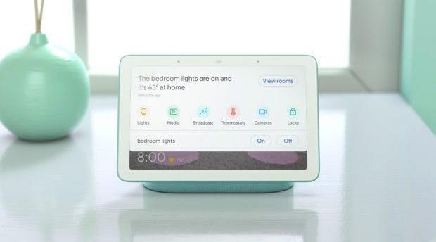 Home Hub Ist Googles Antwort Auf Echo Show T3n Digital Pioneers