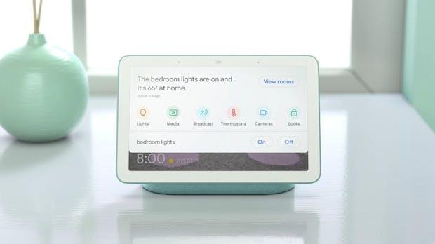 Nest Hub: Googles Smart-Speaker startet in Deutschland